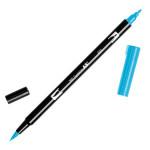 Feutre double pointe ABT Dual Brush Pen - 493 - Bleu reflexe