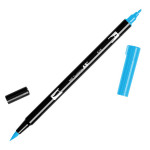 Feutre double pointe ABT Dual Brush Pen - 515 - Bleu clair