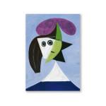 Mini Artbook Picasso Chapeau 12 x 17 cm