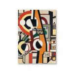 Mini Artbook Léger Disques 12 x 17 cm