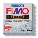 Pâte polymère Fimo Effect 56g - 803 - Granit simili pierre