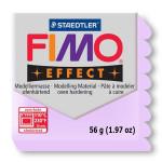 Pâte polymère Fimo Double Effect 56g - 206 - Rose quartz