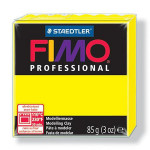 Pâte polymère Fimo Pro 85 g - 1 - Citron