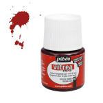 Peinture pour verre Vitrea 160 45 ml - 05 - Rouge indien