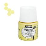 Peinture Vitrail Opaque 45 ml - 40 - Jaune blé