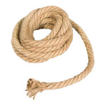 Cordon de jute 9 mm - 2 m