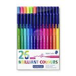 Feutre Triplus Color Set 26 couleurs