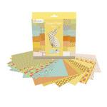 Papier origami spring 20 x 20 cm - 60 pcs