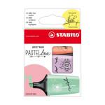 Surligneur Boss Mini Pastels set Pastel Love MLP
