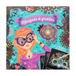 Pochette Mes créations : Masque à gratter