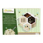 Coffret créatif Hôtel à insectes à construire