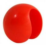 Nez de clown en plastique