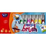 Magic Brush - Assortiments de 12 stylos pinceaux