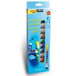 Kit découverte Acrylcolor 12 tubes 20 ml