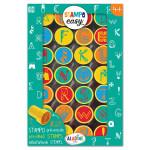 Stampo Easy Alphabet - 28 tampons pré-encrés
