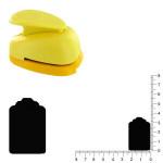 Grande perforatrice - Etiquette - 3.5 cm