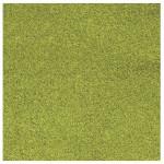 Papier pailleté vert mai 30x30cm
