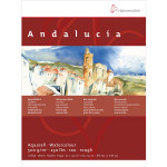 Bloc aquarelle Andalucia 30x40cm