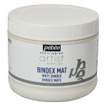 Liant Bindex artist mat 500 ml