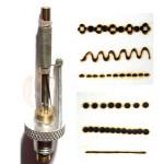 Pointe pour pyrograveur E23 - cercle plein 3 mm