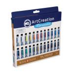 Peinture à l'huile Art Création 24 x 12 ml