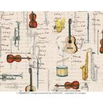 Papier Italien 50 x 70 cm 85 g/m² Partitions et Instruments