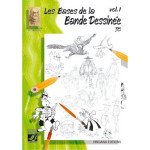 Les bases de la bande dessinée vol1 - Coll Leonardo n°35