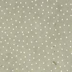 Papier Lokta Imprimé 50 x 75 cm Gris motif Semis blanc