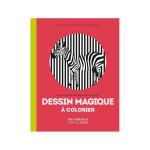 Livre de coloriage - Dessin magique