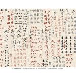 Papier Italien 50 x 70 cm 85 g/m² Écritures orientales