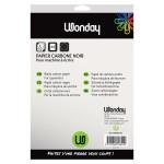 Papier carbonne noir A4  - 10 feuilles