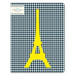 Cahier ligné numéroté 17 x 22 cm 100 g/m² 64 p Bonjour Gustave