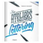 Livre Les ateliers du lettering