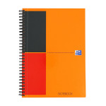 Cahier Notebook international ligné 6 mm 160 p