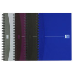 Cahier Office essentials B5 petits carreaux Q.5x5 180 p