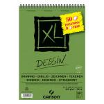 Bloc de papier XL Dessin 160 g/m² - 21 x 29,7 cm (A4)
