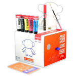 Acrylique Amsterdam Coffret Art Toy Monskey Maniacs