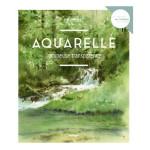 Livre Aquarelle de l'eau à l'oeuvre