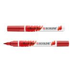 Feutre pinceau Ecoline Brush Pen encre Aquarelle - 318 Carmin