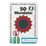 Jeu de voyage 50 cartes mandalas