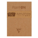 Bloc Paint'On papier Assorti 250 g/m² 50 F - 13,3 x 15,7 cm