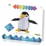 Origami 3D Creagami Pingouin M