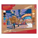 Peinture par numéro Londres Piccadilly
