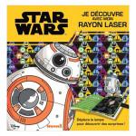 Livre Star Wars Je découvre avec mon rayon laser