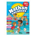 Cahier de vacances primaire CE1 vers le CE2 7/8 ans