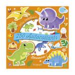Pochette Mes Créations : 250 Autocollants Dinosaures