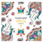Le petit livre de coloriages India