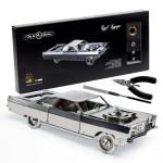 Puzzle 3D mécanique en métal Royal Voyager