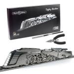 Puzzle 3D mécanique en métal Dazzling Steamliner