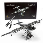 Puzzle 3D mécanique en métal Heavenly Hercules